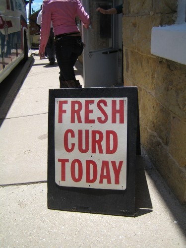 fresh curds