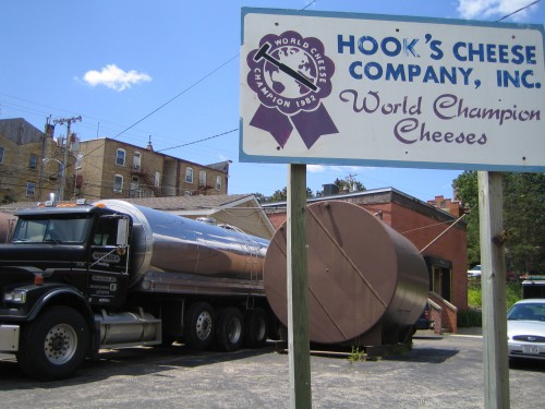 Hook's Cheese Company